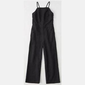 Abercrombie and Fitch Culotte Jumpsuit